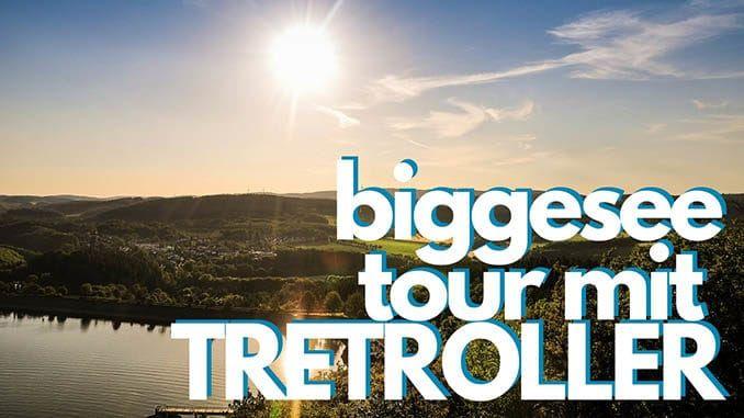 biggesee tour rad tretroller