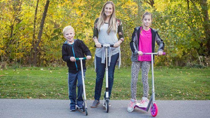 Kinderroller - Der Tretroller für Kinder