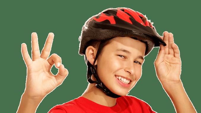 stunt scooter ausruestung helm