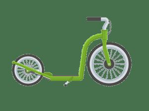 Tretroller Kickbike Definition