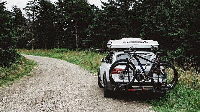 tretroller auto transportieren