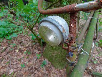 tretroller lampen