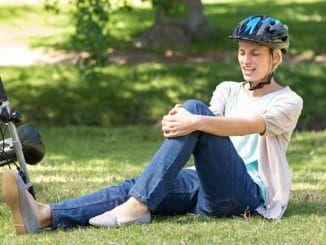Knieschmerzen radfahren
