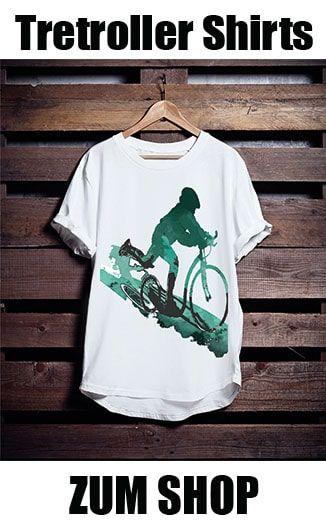 tretroller tshirt