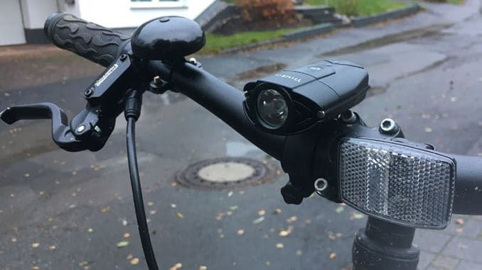 ymiko fahrradbeleuchtung lenker