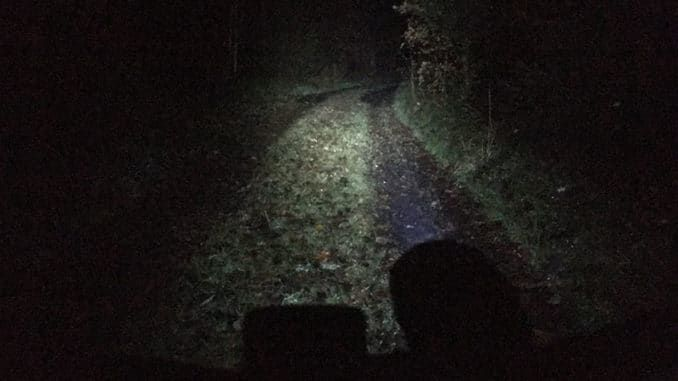 Ymiko Nachtaufnahme Test