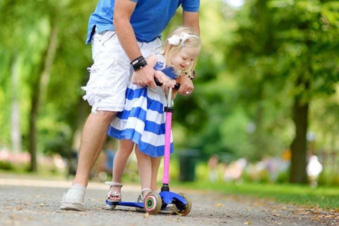 Kinderroller Altersempfehlungen