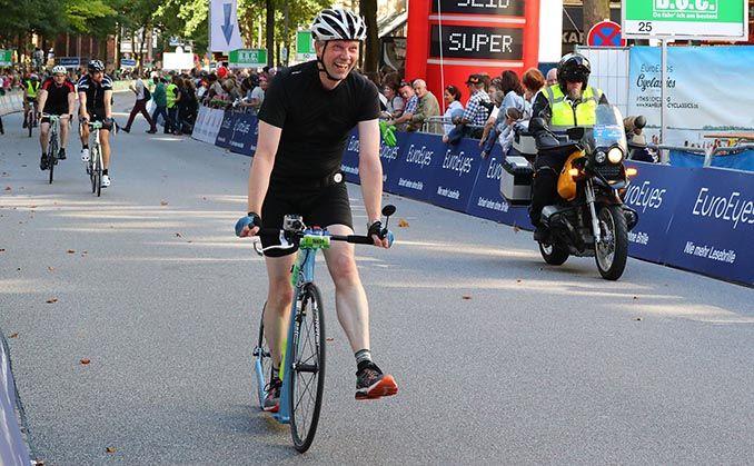 wettkampf tretroller fahrrad