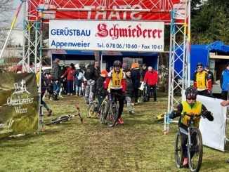 Badentrail Tretroller Cross 2018