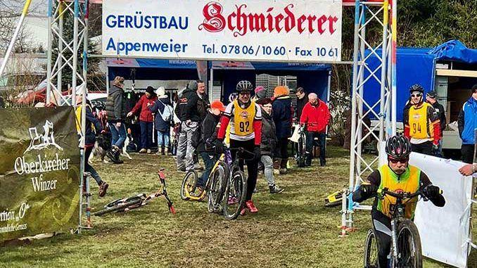 Badentrail Tretroller Cross 2018