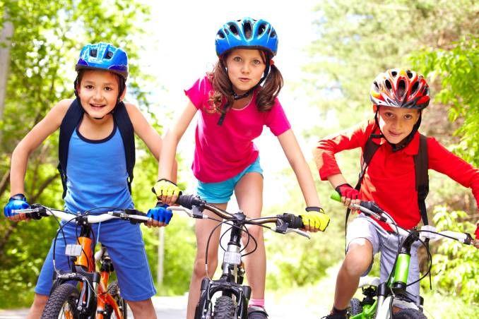 Fahrradhelm Kinder Test 2018