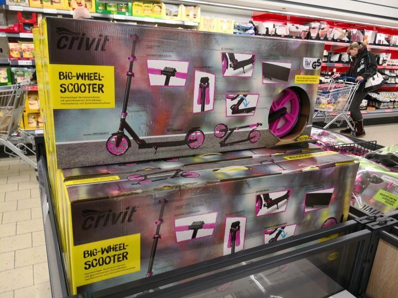 lidl kinderroller tretroller kickbikes scooter und mehr