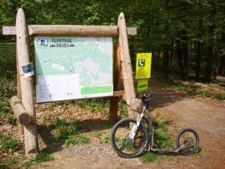 Flowtrail in Siegen - Erfahrungsbericht