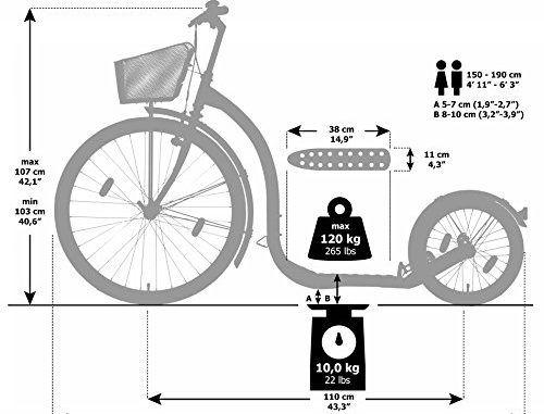 Kickbike City G4 Technische Details