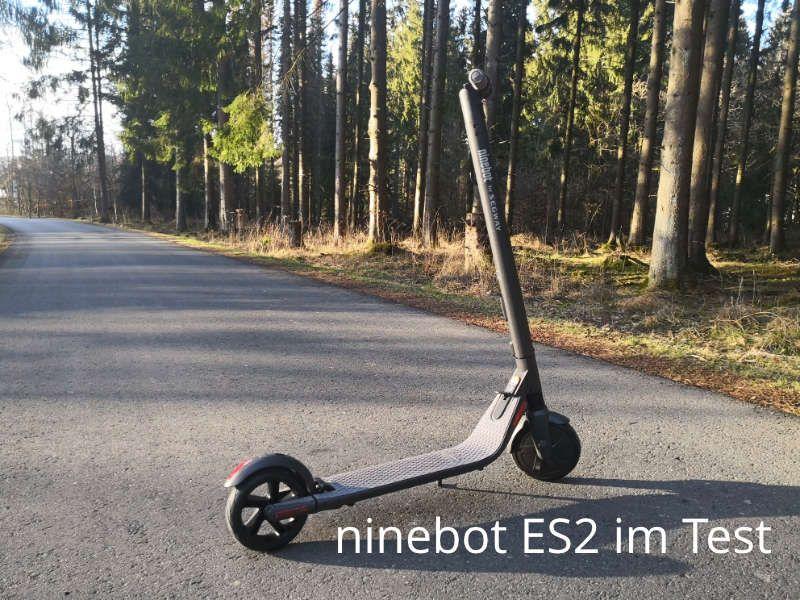 Ninebot ES2 im Testbericht