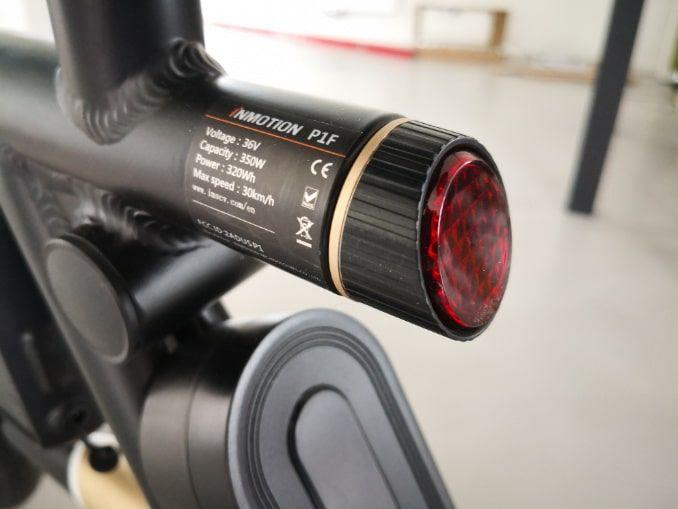 LED für die Brems- und Rückbeleuchtung