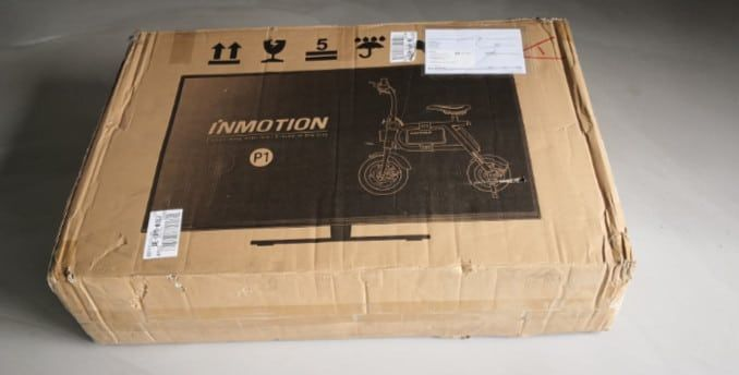 Verpackung Inmotion P1F